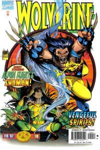 Wolverine (1988 series) #110, NM- (Stock photo)