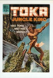 TOKA 2 VF-NM   January 1965 COMICS BOOK