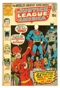 Justice League Of America 89