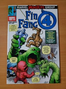 Marvel Monsters Fin Fang Four 4 #1 One-Shot ~ NEAR MINT NM ~ 2005 Marvel Comics
