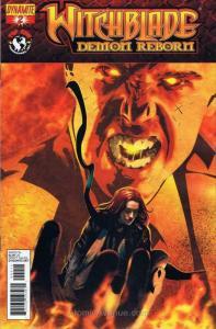 Witchblade: Demon Reborn #2 VF/NM; Dynamite   save on shipping - details inside