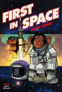 First In Space #1 VF/NM; Oni | save on shipping - details inside