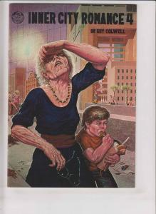 Inner City Romance #4 VF/NM (1st) last gasp GUY COLWELL low income projects
