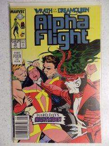 Alpha Flight #70 (1989)