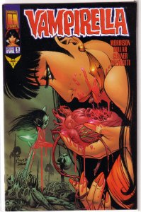 Vampirella  : New Monthly   # 1 C FN (Ascending Evil 1)