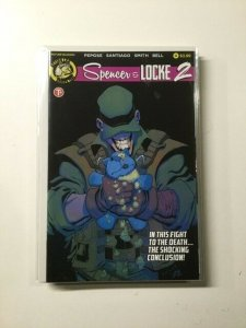 Spencer and Locke Two 4 Near Mint Action Lab HPA