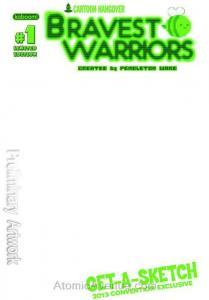 Bravest Warriors #1I FN; Boom! | save on shipping - details inside