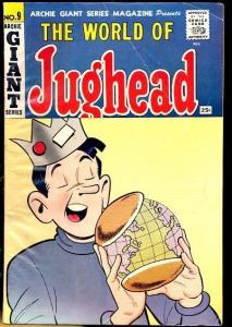 Archie Giant Series #9 1960 World of Jughead Neal Adams VG-