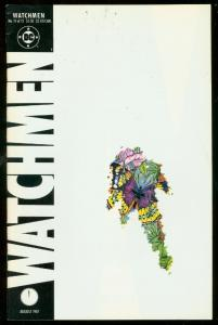 WATCHMEN #11 1987-DAVID GIBBONS-ALAN MOORE-DC COMICS VF