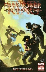 Dark Tower: The Gunslinger—Evil Ground #1 VF/NM; Marvel | save on shipping - det
