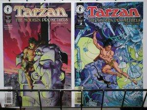 TARZAN (1996 DH) 13-14 Modern Prometheus