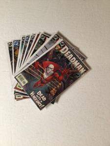 Deadman 1-9 Nm Near Mint Complete Series Ik