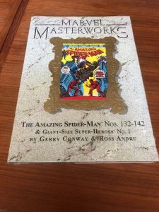 Marvel Masterworks 182 Amazing Spider-man 132-142 Variant Brand New