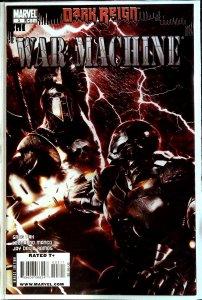 War Machine #3 (2009)