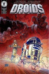 Star Wars: Droids (1994 series) #4, NM (Stock photo)