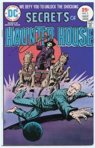 Secrets of Haunted House 2 Jul 1975 VF+ (8.5)