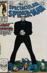Spectacular Spider-Man, The #139 VF/NM; Marvel | save on shipping - details insi
