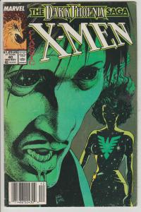 CLASSIC X-MEN #40 - THE DARK PHEONIX SAGA - WOLVERINE - BAGGED & BOARDED