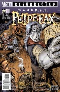 Vertigo Resurrected: Sandman Presents Petrefax #1 VF/NM; DC/Vertigo | save on sh