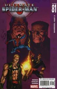 Ultimate Spider-Man #81 FN; Marvel   save on shipping - details inside