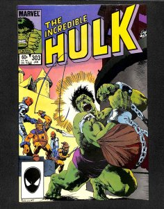 The Incredible Hulk #303 (1985)
