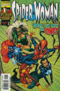 Spider-Woman (3rd Series) #1 VF/NM; Marvel | save on shipping - details inside