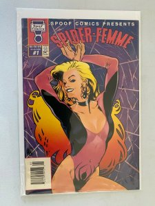 Spoof Comics Presents #1 Spider-Femme 6.0 FN (1992)