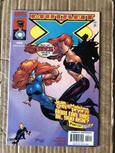 Mutant X #20 (2000)