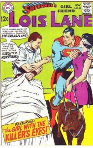 Lois Lane, Superman's Girlfriend  #88 (Nov-68) VF/NM High-Grade Superman, Loi...