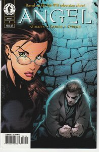 Angel(Dark Horse, vol. 1) # 2   The Vampire With A Soul !