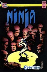 NINJA (1986 ET) 1-6 (1986)THE SET!