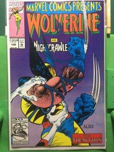 Marvel Comics Presents #106