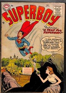 Superboy #45 GD+ 2.5
