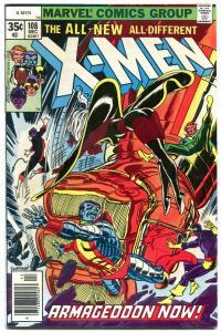 X-MEN #108 1977-  1st JOHN BYRNE ART-MARVEL COMICS fn