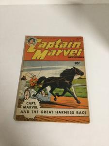 Captain Marvel Adventures 62 Gd+ Good+ 2.5