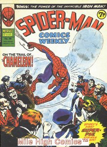 SPIDER-MAN WEEKLY  (#229-230) (UK MAG) (1973 Series) #99 Fine