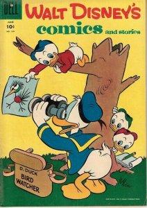 Walt Disney's Comics and Stories  #189