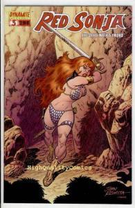 RED SONJA #0,1 2 3 4, NM+, She-Devil, Sword, Rubi, 2005,, more RS in store , B