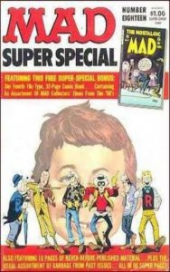 Mad Special #18, VF (Stock photo)