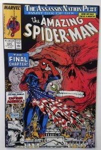 Amazing Spider-Man #325   FINAL Todd McFarlane   NM  Marvel 1989
