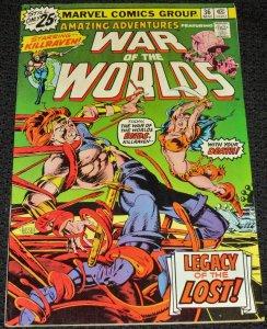Amazing Adventures #36 (1976)