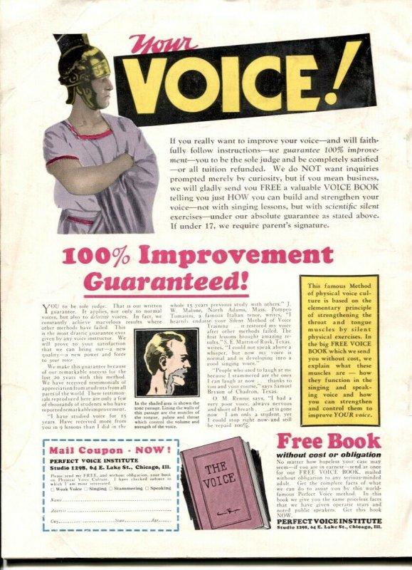 Film Fun November 1937-Enoch Bolles cover-movie magazine VG/F