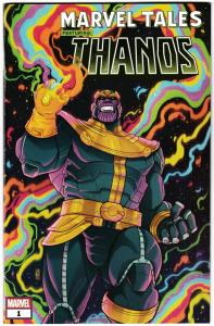 Marvel Tales Thanos #1 Rep Warlock #10 / Silver Surfer #45 (Marvel, 2019) NM