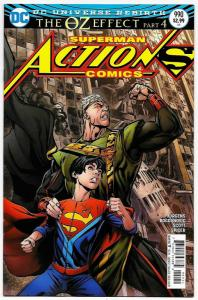 Action Comics #990 Rebirth Variant Cvr (DC, 2017) NM