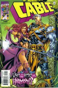 Cable (1993 series) #80, NM + (Stock photo)