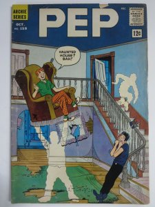 PEP  158 G (10/1962) Archie in a Haunted House! COMICS BOOK