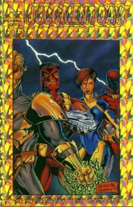 Judgment Day (1993 series) #1, NM + (Stock photo)