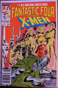 Fantastic Four vs. X-Men #4 (1987)