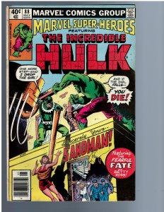 Marvel Super-Heroes #88 (1980)