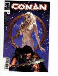 Conan #2 (VF/NM) 2004 Dark Horse ID#SBX2